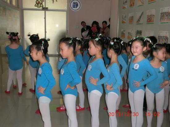 每年一度的舞蹈考级 - 成长日记 - 袁家有女初长