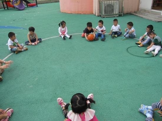 游戏成长:传球(名次活动)LH-创新高中-峨山六枝特区班级日记图片