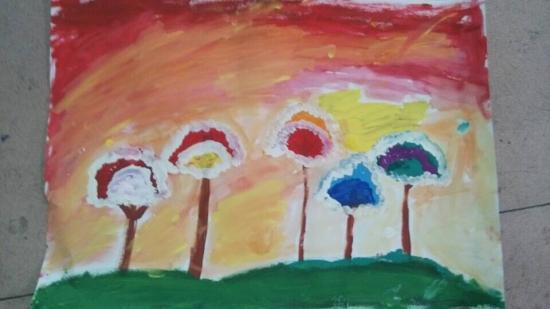 画画考级…… - 成长日记